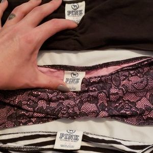 PINK Victoria's Secret Intimates & Sleepwear - Lot of 4 bandeaus bralette sz L VS PINK